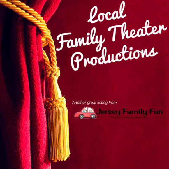 Local Upcoming Family Theater Productions