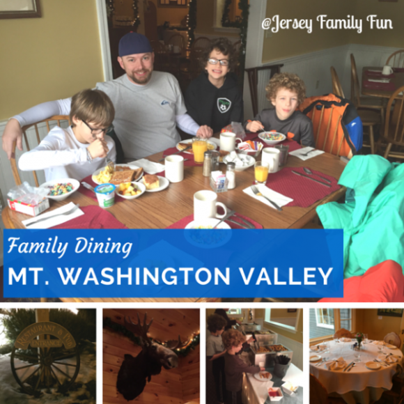 Mt Washington Valley Dining Options