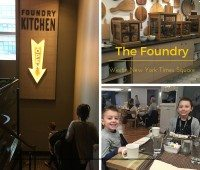 Foundry Kitchen