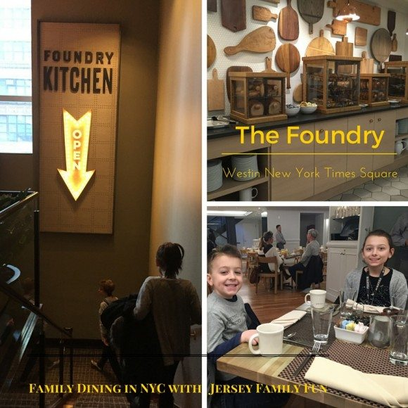 The Foundry pinnable