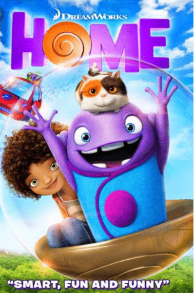 The Family Friendly Movie Home ~ Jersey Family Fun