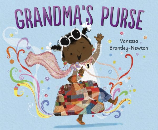 Grandmas Purse a childrens book about grandmothers