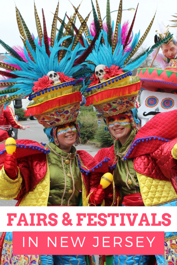 Fairs & Festivals in New Jersey