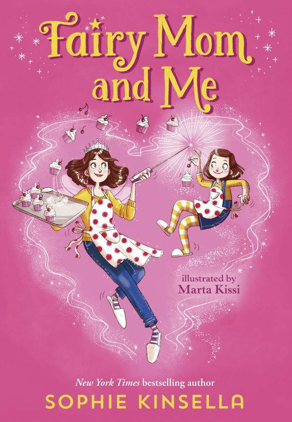 Fairy Mom and Me a childrens chapter book about mothers