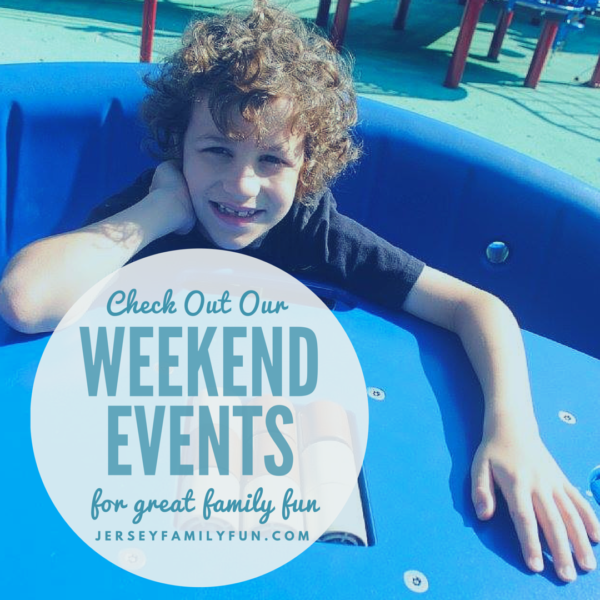 New Jersey weekend events