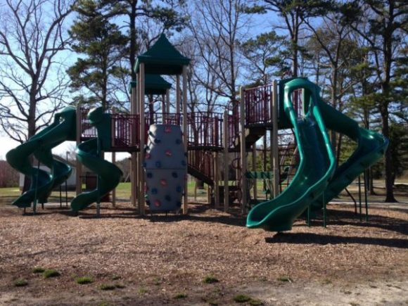 Pitney Recreation Park in Absecon, Atlantic County New Jersey