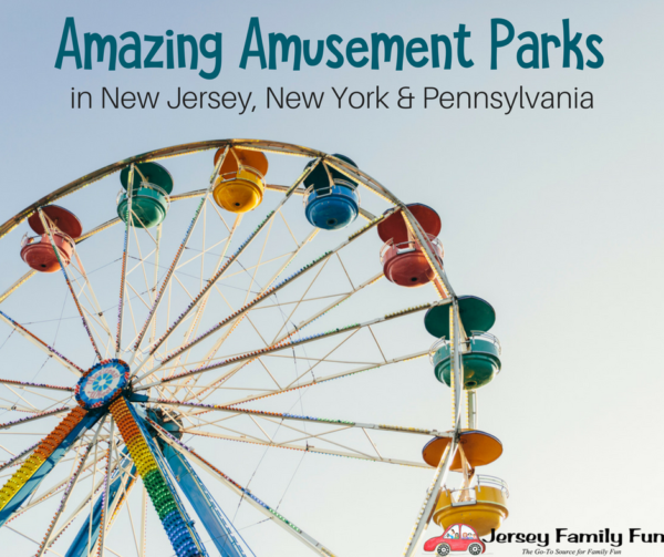 Amazing Amusement Parks in NJ NY PA (FB)