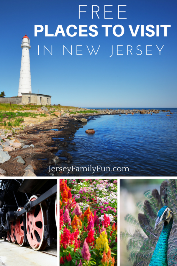 Free places to visit in new jersey jersey family fun for Places to go on vacations