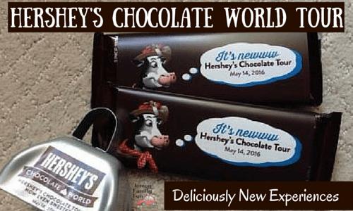 Hershey's Chocolate World Tour
