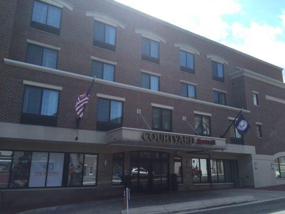 Courtyard Fredericksburg Historic District