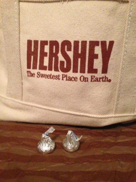 kisses hershey lodge