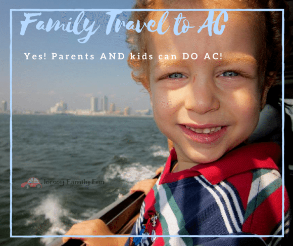 Family Travel to Atlantic City