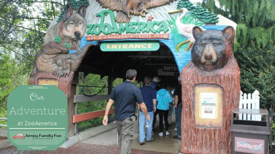 Hersheypark's ZooAmerica