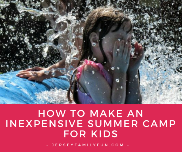 How to Make a Cheap Summer Camp for Kids