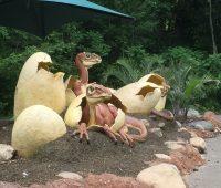 Minnesota Zoo Dinosaurs
