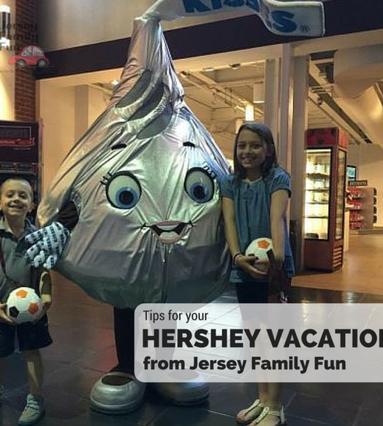 Tips for your Hershey Vacation