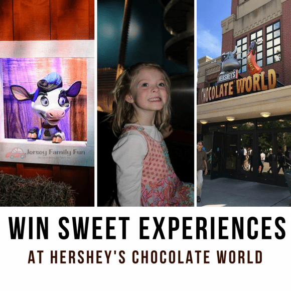 Win Sweet Experiences at Hershey's Chocolate World