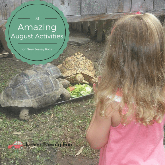 Amazing August Activities for New Jersey Kids