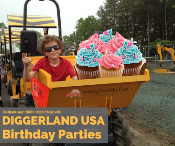 Diggerland Birthday Parties