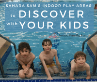 Sahara Sam's Indoor Play Areas