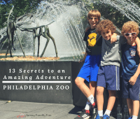 Secrets to an Amazing Adventure Philadelphia Zoo