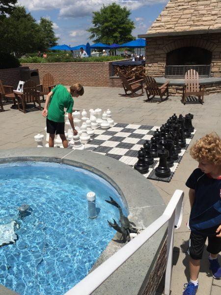 Hyatt Regency Chesapeake Bay Chessboard