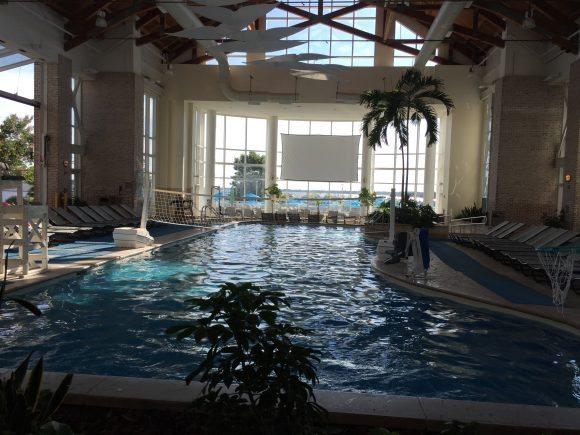 Hyatt Regency Chesapeake Bay Resort Indoor pool