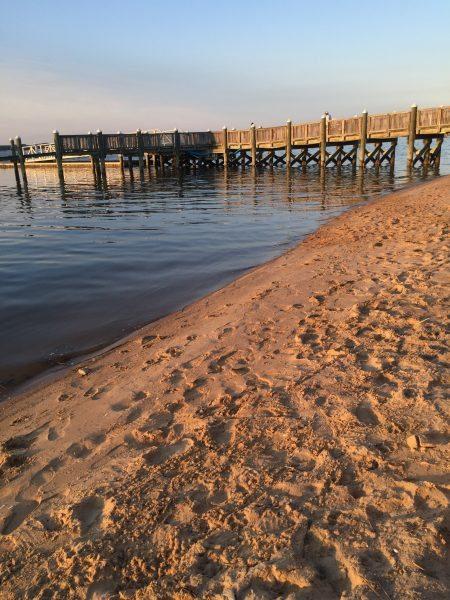 Hyatt Regency Chesapeake Bay beach