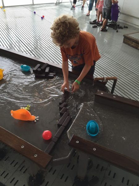Children's Museum of Pittsburgh Waterplay