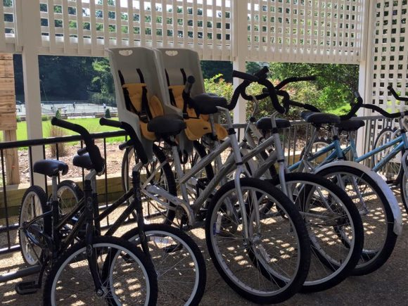 Kingsmill Resort bicycle rental
