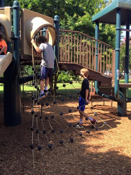 Kingsmill Resort playground