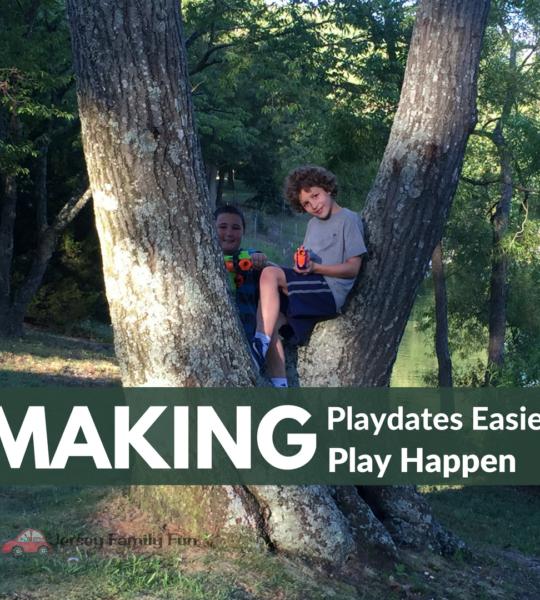 playdates, active play