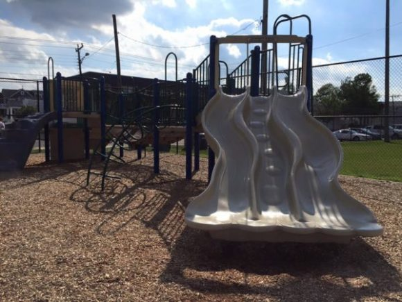 Ocean City Recreation Center Playground