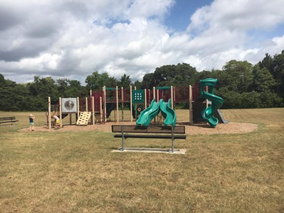 Franklin Boulevard Playground in Absecon, Atlantic County New Jersey