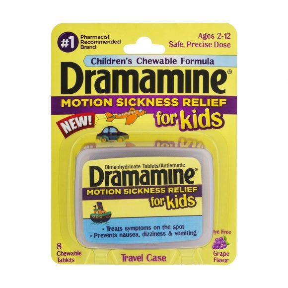 Dramamine® for Kids