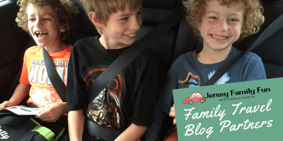 Family travel blog partners