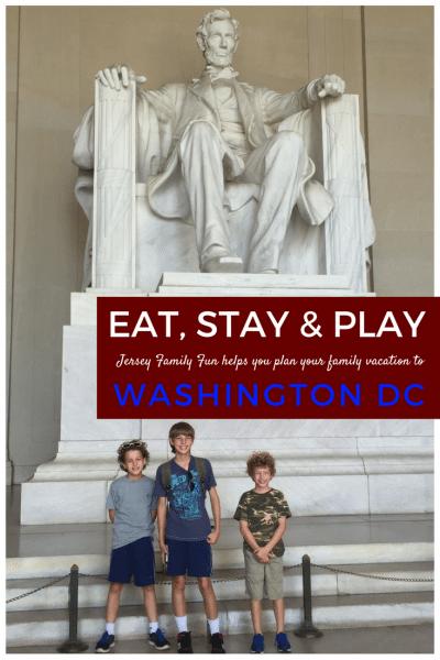 Family Vacation to Washington DC