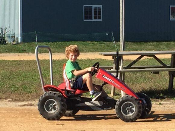 Sahl's Father Son Farm Pedal Carts