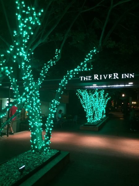 The River Inn by Modus Hotels tree