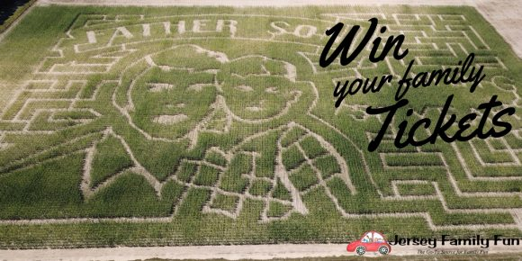 Sahl's Father Son Farm Ticket Giveaway