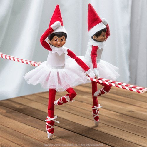 Elf on the Shelf Outfits Elf on the Shelf Claus Couture Twinkle Toes Tutu
