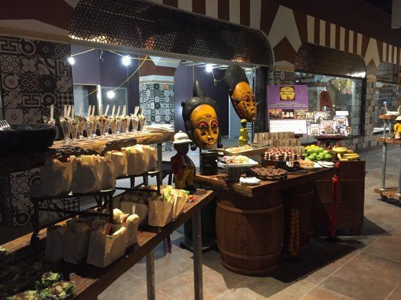 Kalahari Resorts The Marrakesh Market