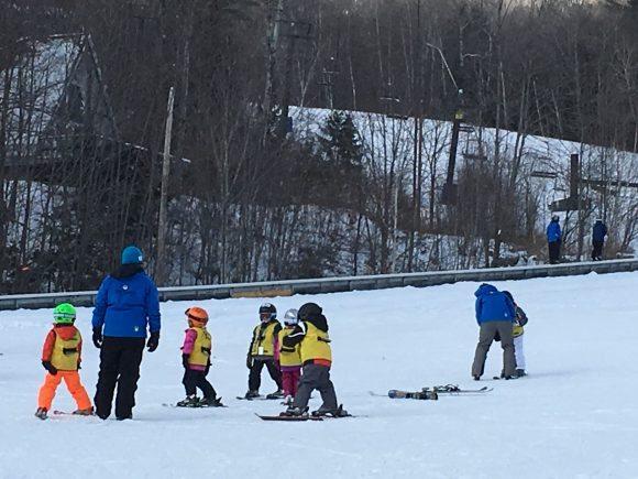ski okemo mountain okemo ski lessons