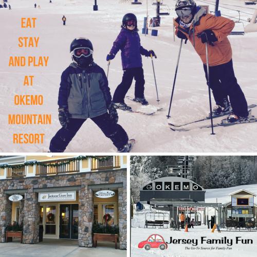 Family Travel to Okemo Mountain Resort