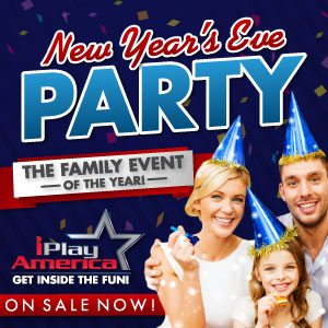 Ring in the New Year with the iPlay America New Year's Eve ...