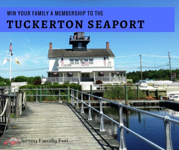 Win a Tuckerton Seaport Museum Family Membership
