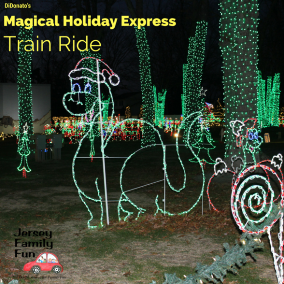 DiDonato's Magical Holiday Express