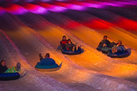 Camelback Mountain Resort Camelback snowtubing
