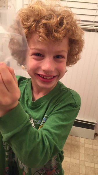storing baby teeth