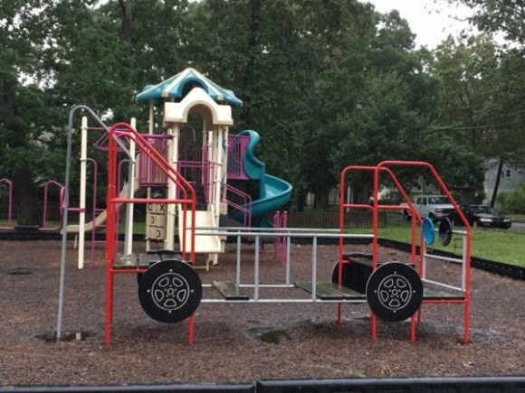 First Street Playground in Northfield, Atlantic County New Jersey